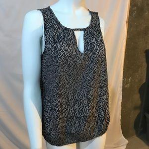 Ann Taylor blouse tank top size MP petite